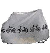 Capa para Bicicleta B2 Cinza