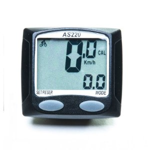 Velocímetro Assize Digital AS220 com Fio 11 Funções