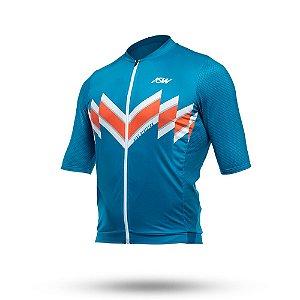 Camisa de Ciclismo Masculina ASW Endurance Shield