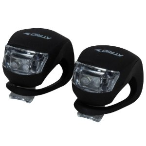 Vista Light Atrio Silicone Dianteiro / Traseiro