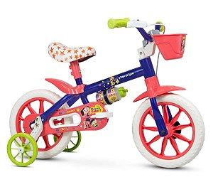 Bicicleta Aro 12 Nathor O Show da Luna