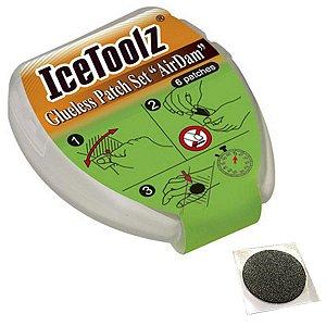 Kit Remendo Sem Cola IceToolz