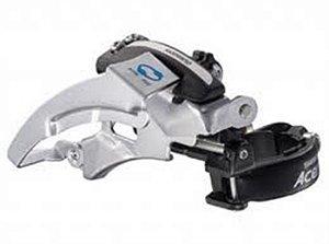 Câmbio Shimano Acera FD-M390 Dianteiro Dual Pull