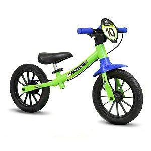 Bicicleta Nathor Balance aro 12 Verde