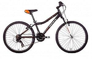 Bicicleta Soul SL 50 aro 24 Preta