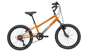 Bicicleta Infantil Caloi Snap Aro 20 Preto