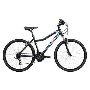 Bicicleta Caloi HTX Sport aro 26 Feminina Preto