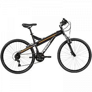 Bicicleta Caloi T-Type Preta 2018 Aro 26