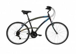Bicicleta Caloi 100 Comfort Aro 26 Masculina Cinza 2019
