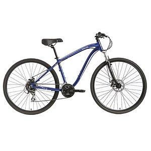 Bicicleta Tito Downtown Disc aro 700 Masculina Azul