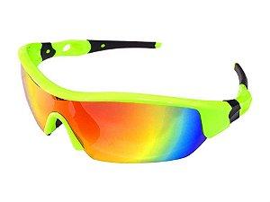 Óculos Elleven Spider Lente Polarizada Verde