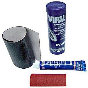 Estojo de Remendo Vipal EV-01 com Cola