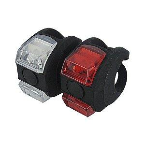 Vista Light Preto JY-267-6 com 2 Leds