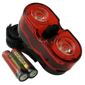 Vista Light JY-528 com 2 Leds Pisca Alerta