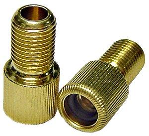 Adaptador de Válvula Presta - Alumínio - Cores
