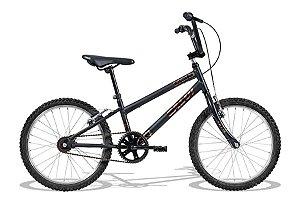 Bicicleta Caloi Expert Aro 20 Preta 2018
