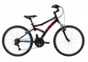 Bicicleta Caloi Jumper Preta Aro 24