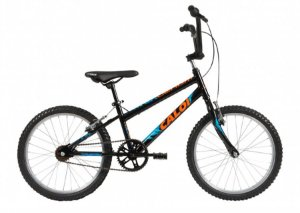 Bicicleta Caloi Venom Preta Aro 20