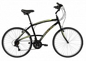 Bicicleta Caloi 100 Comfort Masculina Aro 26