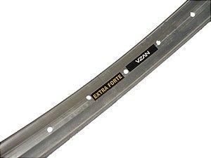 Aro 20x1.3/4 - Vzan - Extra Forte P/ Carga - Folha Simples - Alumínio - Cor Natural