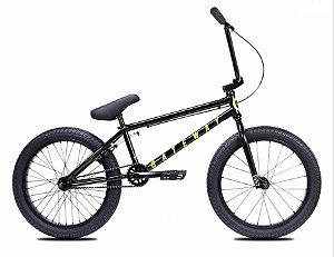 Bicicleta Cult Gateway Jr. BMX Aro 20 Preta