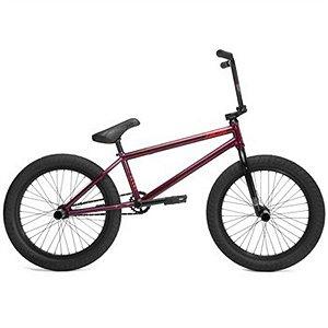 Bicicleta Cult Gateway BMX Aro 20 Vermelha