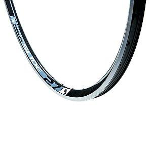 Aro 27 - 36 Furos - Folha Dupla - Absolute Slide P/ Caloi/Monark 10 - Alumínio - Preto