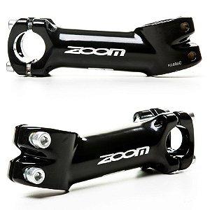 Suporte Guidão AHS Zoom C369A 25.4X110mm +17°