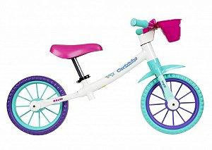 Bicicleta Infantil Caloi Cecizinha Balance Aro 12