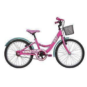 Bicicleta Infantil Caloi Barbie Aro 20 2020