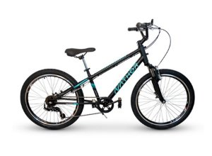 Bicicleta Nathor Apollo Aro 24 2020