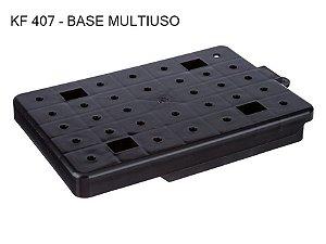 Base Multiuso Kalf -  Clip - Para Bagageiros/Caixas