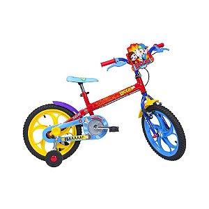 Bicicleta Infantil Caloi Luccas Neto Aro 16 2020