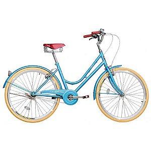 Bicicleta Novello Style aro 26 Feminina Vintage