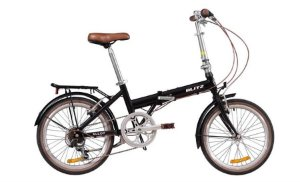 Bicicleta Blitz - Aro 20 - Dobrável - Alumínio - Cores