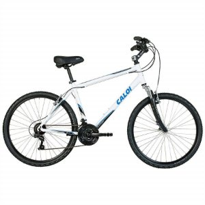 Bicicleta Caloi Sport Comfort aro 26 Branca