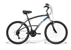 Bicicleta Caloi 500 Masculina aro 26 Preta
