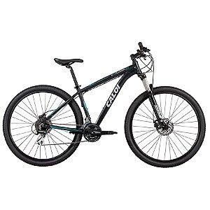Bicicleta MTB Caloi Explorer 20 aro 29  Preto