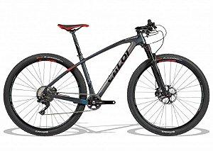 Bicicleta MTB Caloi Elite Carbon Racing Aro 29 2018