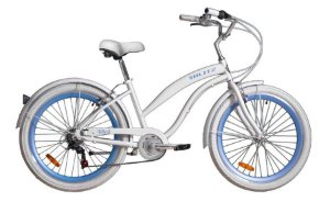 Bicicleta Blitz Wind aro 26 Feminina 6 Velocidades