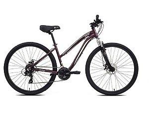 Bicicleta Tito Downtown Disc aro 700 Feminina