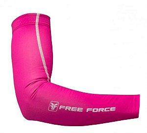 Manguito Free Force Classic Feminina Pink