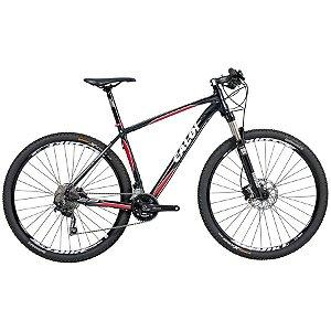 Bicicleta Caloi Elite Aro 29 2017 Preta