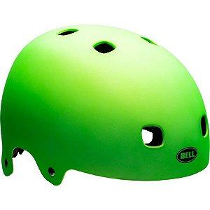 Capacete Bell Segment Verde Fosco