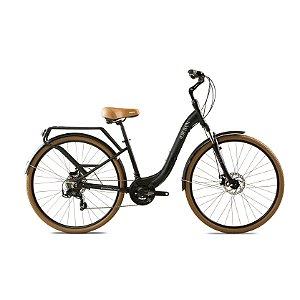 Bicicleta Aro 700 Unissex - Groove Urban MD Disc - Shimano Tourney - Alumínio - Cores
