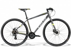 Bicicleta Caloi City Tour Sport Aro 700
