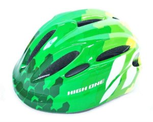 Capacete Infantil High One Piccolo Verde
