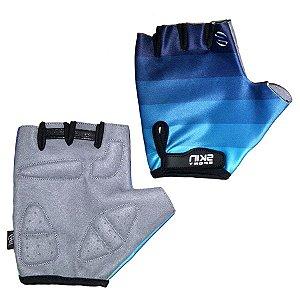 Luvas Skin Sport Race Azul