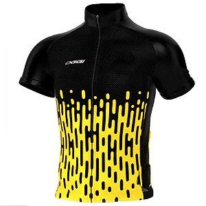 Camisa Oggi Tour Strada Preta e Amarela