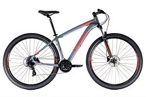 Bicicleta Aro 29 MTB - Oggi Hacker HDS - Shimano Tourney 24v - Alumínio - Cores